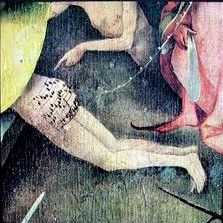Musique d enfer music from hell where voice is alive for Bosch jardin des delices